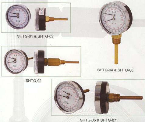 самый лучший Наберите датчик 80mm Tridicator, датчик температуры для боилеров горячей воды