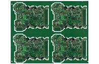 Монтажная плата PCB FR4 Soldermask зеленого цвета ENIG разнослоистая изготовленная на заказ для трансформатора для сбываний