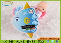 Прокладка термометра ванны младенца цвета OEM изменяя для подарка промотирования ванны для сбываний